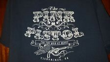 Miranda Lambert the Pink Pistol for the wild at heart rare htf xl dark blue
