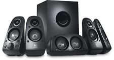 Logitech Z506 5.1 Surround Sound Speaker System with THX Sound