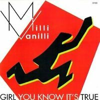 Milli Vanilli Girl you know it's true (compilation, 13 tracks) [CD]