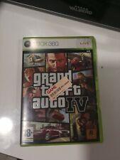 Grand Theft Auto 4 GTA IV - Xbox 360