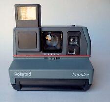 Polaroid Impulse, Film 600 plus. Instant Film Camera. Tested Working