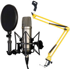 Rode NT1-A Set Condensor Microphone + Joint Arm Tripod Yellow