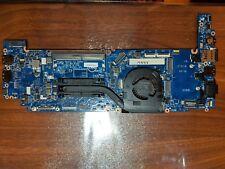 Dell 7380 i3-7100U 2.4Ghz Motherboard Logic Board