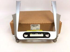 2008-2012 Chevrolet Malibu Titanium Radio Trim Center Panel Plate OEM 20989772