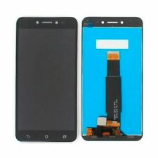 TOUCH SCREEN VETRO + LCD DISPLAY PER ASUS ZENFONE LIVE ZB501KL A007 Nero