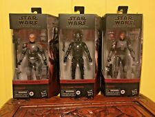 Star Wars  Black Series Bad Batch Crosshair,Hunter,Elite Squad Trooper Lot of 3