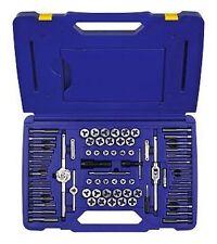 Irwin Hanson 26376 76 Piece Machine Screw/Fractional/Metric Tap and Hex Die Set
