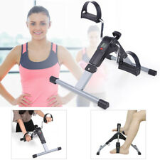 Household Exercise Bike Arm Leg Resistance Mini Cycle Pedal Workout Seat Fitness