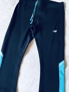 New Balance Capri Gym Running Fitness Leggings Size Medium NWOT