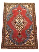 """Authentic  Wool RNR-9009 2' 6"""" x 3' 6"""" Persian Qoum Rug"""