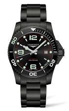 Longines HydroConquest Black USA Automatic Steel Men's Dive Watch L37422586