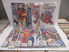 Ravagers DC New 52 Comic Books 0 1-12 Brother Blood Beast Boy Superboy Fairchild