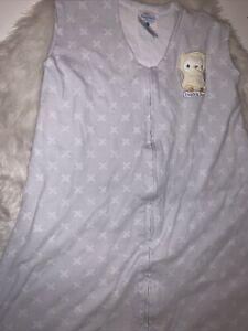 🦉 Baby Halo Zipper Sleep Sack/Bag Size L