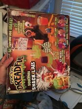 Doctor Dreadful squeemy Snack Lab. Vintage New Unused Rare Set Candy