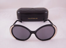 House of Harlow 1960 'Nicole' Sunglasses Black / Gold