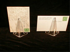 Postcard Acrylic Display Stand 40 pcs ! New !
