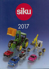2017 Siku Diecast Toy Car Truck and Tractor Pocket Catalogue 56 Pages Free Post