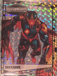 2015 Upper Deck Marvel Vibranium Darkhawk 35/50 Radiance