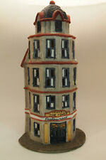 Dept 56 Christmas In The City Lighted 1997 The Tower Cafe 65129 Retired 1990