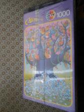 🧩 Jigsaw Puzzle Mordillo Heye City Romantic love birds 1000 Poster 🧩