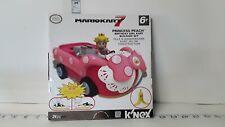 New K'NEX Nintendo Mario Kart 7 Princess Peach Birthday Girl Set Moving Action