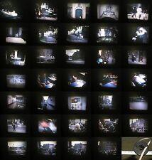 Super 8mm Film-Privatfilm von 1972- Belgien Brüssel Innenstadt-Umgebung Spitzen