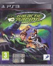 Ps3 PlayStation 3 BEN 10 GALACTIC RACING nuovo sigillato italiano pal