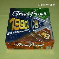 Trivial Pursuit 1990er Zurück in die Neunziger Jahre! von  Parker – Top!