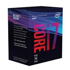 Intel Core I7-8700k 3.7ghz 12mb Smart cache caja procesador