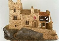 Lilliput Lane Castle Street UK England Collection Handmade Decor Retired