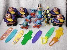McDonalds Happy Meal Toy Lilo & Stitch Bobble Toys Disney Lot Kids Toys 21 Piece