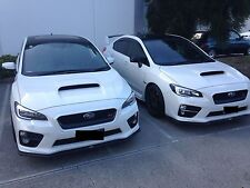 Top Quality vinyl wrap for Subaru WRX/STi 2014-2015 model roof fitted by CarX