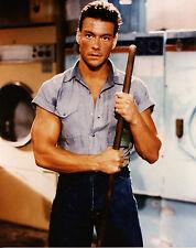 Jean Claude Van Damme 8x10 photo S4687