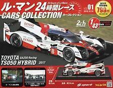 Le Mans Cars Collection 24 Hour Race Toyota TS 050 HYBRID 2017 Hachette Magazine