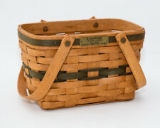 Longaberger 1992 Seasons Greetings Basket