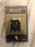 Duke Ellington-West Coast Tour-Jazz Bird-CASSETTE Tape-NEW SEALED