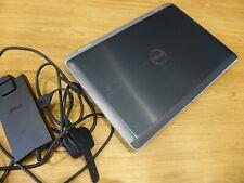 "Dell Latitude E6420 Series 14"" Grey/Silver Laptop Notebook Intel i5 2.3GHz 4GB"