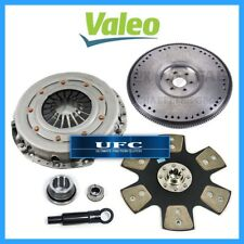 "VALEO KING COBRA STAGE 4 10.5"" CLUTCH KIT & FLYWHEEL FORD MUSTANG GT LX 5.0 302"""