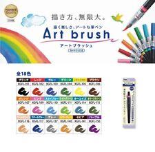 Pentel Art Brush Ink Cartridge Choose from 18 Color XFR series