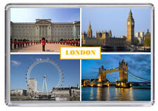 London England Fridge Magnet