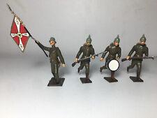 CBG Mignot Ancien : WWI - Soldats Allemands a la charge