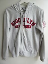 Fred Bare Hoodie with zip up front Size 14