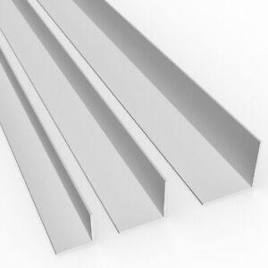 PVC Winkelprofil Kantenschutz Eckenschutz Eckleiste Winkelleiste Schiene