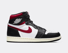 Nike Air Jordan 1 Retro High OG SZ 10.5 Gym Red Chicago Black Toe 555088-061