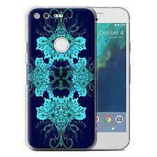 STUFF4 Phone Case for Google Nexus/Pixel Smartphone/Symmetry Pattern/Cover