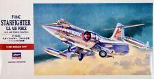 Lockheed F-104 C Starfighter (USAF MKGS) #PT19 1/48 Hasegawa