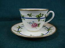 Royal Worcester Sheridan Pattern Cup and Saucer Set(s)