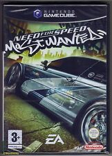 Need for Speed Most Wanted Nintendo GameCube Game Very Good Complete