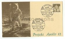 Apollo 12 - Vintage Commemorative Postal Cover - Bochum, Germany