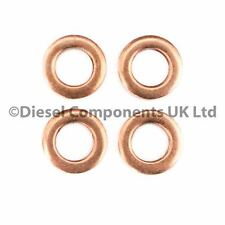 Diesel Injector Washers Seals for Seat Ibiza Common Rail - Pack of 4